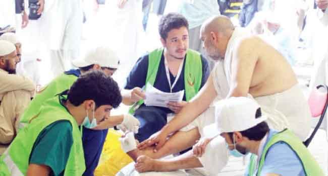 التطوع في الحج روح سعودية بامتياز أرشيف صحيفة البلاد